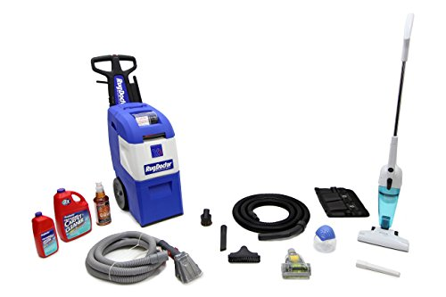 Brand new Rug Doctor X3 Carpet Shampooer Loaded with Tools, purifier, and Prolux StickVac