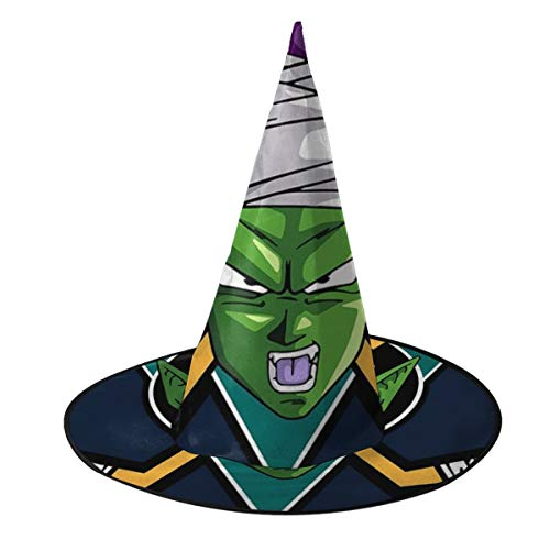 Mighty Ducks Halloween Costume (Dragon Ball Z Piccolo Mighty Ducks Mix Witch Hat Halloween Unisex Costume For Holiday Halloween Christmas Carnivals)