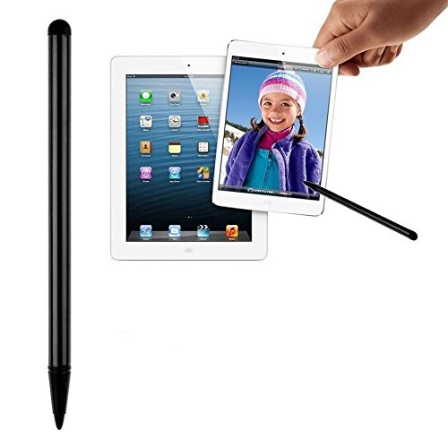FTXJ 12cm Universal Touch Screen Stylus Pen for All Touch-Screen Cellphone and Tablet, iPhone iPad, Google Nexus (Black)