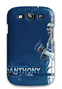 Sanp On Case Cover Protector For Galaxy S3 (carmelo Anthony)