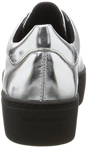 Vagabondo Signore Jessie Sneaker Argento (argento)