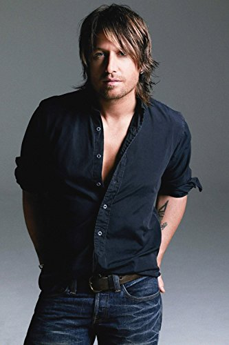 TST INNOPRINT CO Keith Urban Country Music Poster 36x24 (Pictures Of Keith Urban)