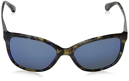 Blue EA4025 554255 Sonnenbrille Havana Emporio Armani Spot aqSvXR