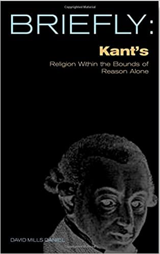 Kant's Religion Within the Bounds of Mere Reason (SCM Briefly)