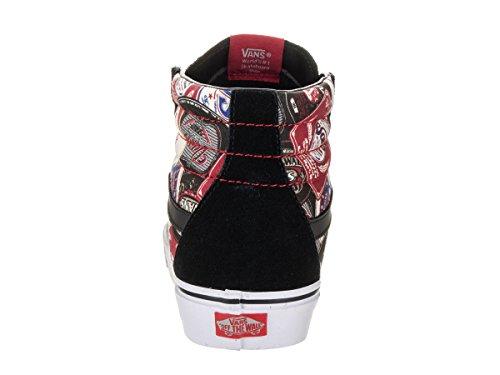Vans Sk8-Hi -Zapatillas altas Black