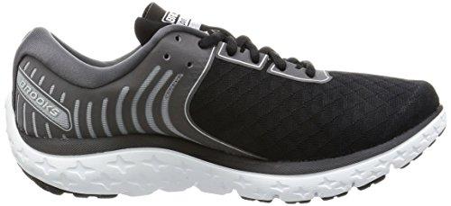 PureFlow Mehrfarbig 6 Black Laufschuhe Brooks Silver Damen Anthracite zI15xqnwT8