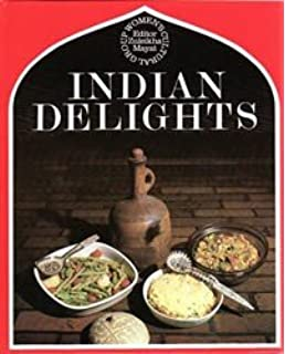 Indian delights amazon zuleikha mayat 9780620056885 books indian delights a book on indian cookery forumfinder Images