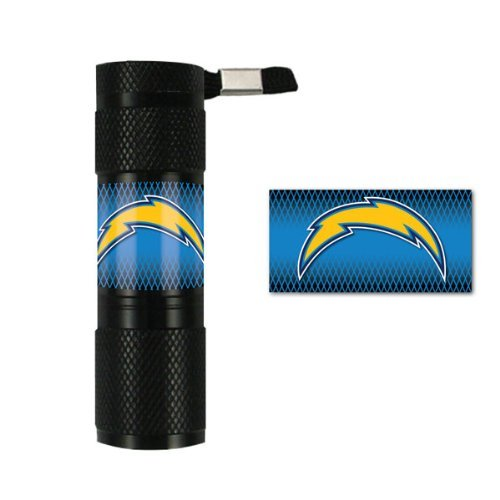 NFL San Diego Chargers LED Flashlight (San Diego Chargers Light)