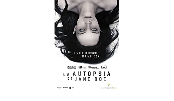Amazon.com: La Autopsia De Jane Doe -- The Autopsy Of Jane Doe -- Spanish Release: Movies & TV