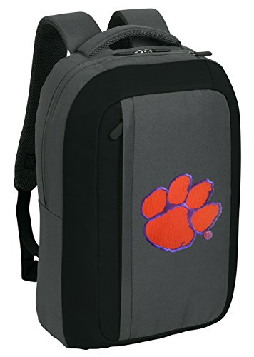 Clemson Backpack LOW PROFILE Clemson Tigers Laptop Backpack