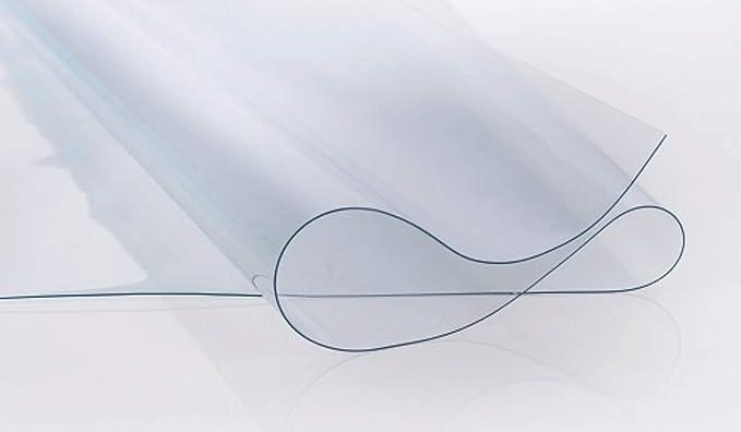 SCHUTZFOLIE TRANSPARENT PVC 2 MM 150 CM 1 LAUFENDER METER