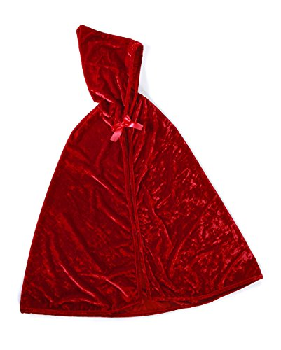 Little Red Riding Hood And Wolf Halloween Costumes (Great Pretenders Little Red Riding Cape)