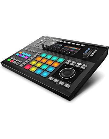 Native Instruments 22550 - Controlador DJ Maschine Studio - Maschine Studio - Black