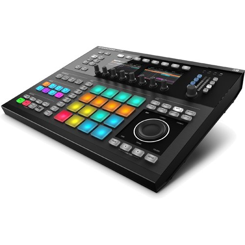 Native Instruments Maschine Studio schwarz / Bild: Amazon.de