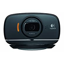 Logitech C525 1280 x 720pixels USB 2.0 Black