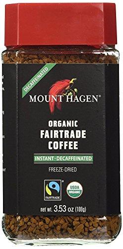 Mount Hagen Organic Coffee -Cafe Decaffeinated -- 3.53 oz