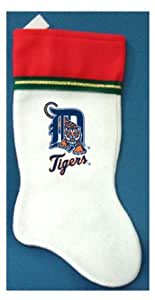 Detroit Tigers MLB Christmas Stocking