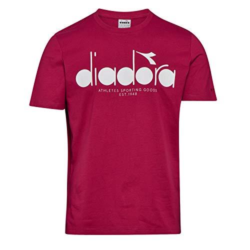 optical Diadora Bl T Ss White Anemone Uomo Per shirt q06Fqwv