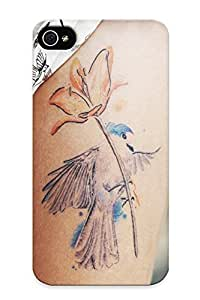 New Arrival Leg Tattoo For iPhone 6 4.7 Case Cover Pattern For Gifts