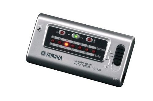 Yamaha YT100 Afinador de Guitarra y Bajo