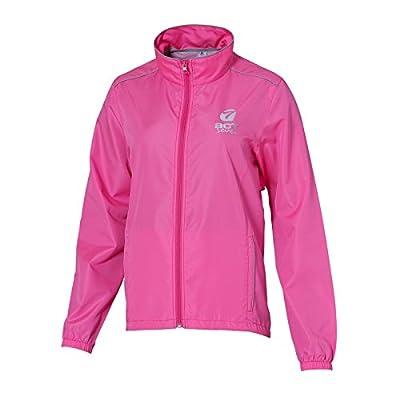 ACT SEVEN Running, veste respirante avec applications réfléchissantes et fermeture autobloquante Femme