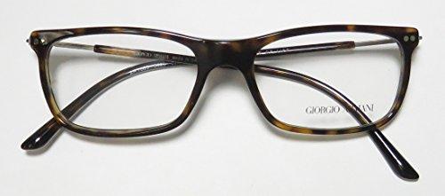 Giorgio Armani Montures de lunettes 7085 Pour Homme Black, 52mm 5026: Tortoise