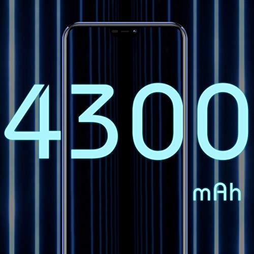 """Telefonia Smartphone Offerte 4G V mobile MATE 20 32GB-Fino a 128 GB 3GB RAM Batteria 4300mAh Smartphone Offerta Del Giorno 5.85"""" HD Android 7 Telecamera 8MP Impronta Digitale Face ID GPS (Blu Scuro)"""