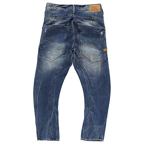 G Tapered Loose Lt 3d Men's Aged star C Type Jeans r4YqrZw
