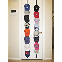 Bloodline Sports Hat Rack 2.0 Baseball Hat Storage 2 Pack Cap Rack