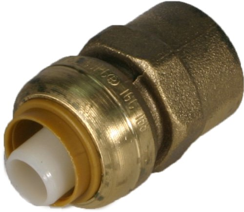 Aviditi Plumber's Choice 60611 3/4-Inch Pushfit Fitting B...