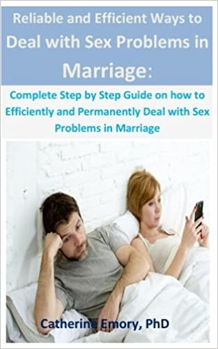 Dealing with sexual issues in marriage