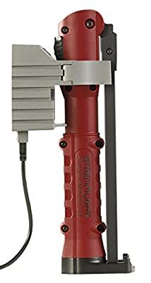 Streamlight 76800 Stinger Switchblade USB Cord Red Flashlight - 800 Lumens