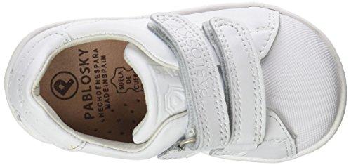 Pablosky 266900, Zapatillas de Deporte infantil Blanco