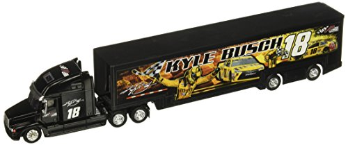 Lionel Racing Kyle Busch #18 M&M's Hauler 1:64th Scale Official Hauler of the NASCAR Cup Series Vehicle