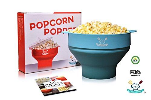 organic popcorn blue - 1