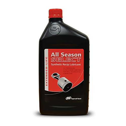 Worm Drive Saw Oil - All Season Select Synthetic Lubricant, 1L Bottle