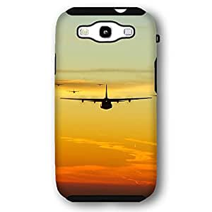 C-130 Army Plane in Formation Samsung Galaxy S3 Armor Phone Case