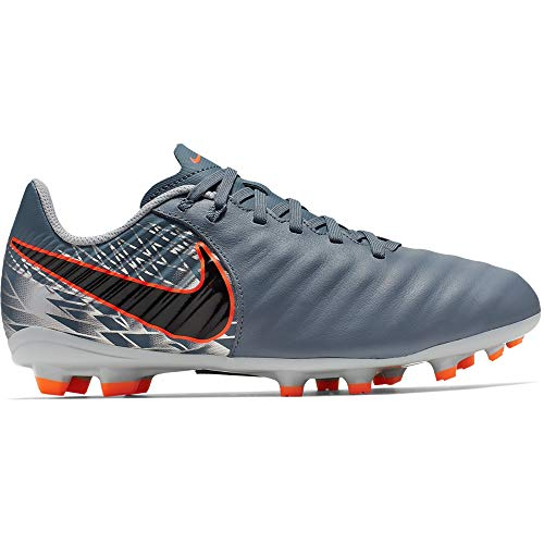 (Nike Youth Legend 7 Academy Firm Ground Soccer Cleats (3.5 Big Kid M)