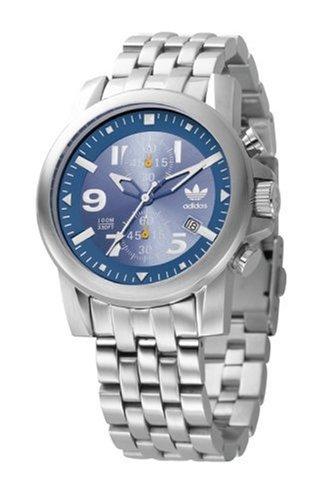 adidas adh1165 acero inoxidable para hombre reloj de pulsera reloj analógico: Amazon.es: Relojes