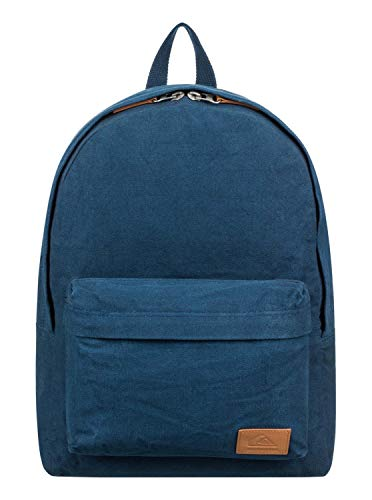 (Quiksilver Men's Everyday Poster Canvas Backpack, moonlight ocean, 1SZ)