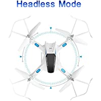 Dreamyth S21 LED Altitude Hold 2.4G 2MP HD Camera 6-Axis WIFI FPV RC Quadcopter Warrior Drone Hot Sale