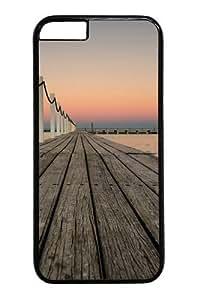 Bridge PC Case Cover for iphone 4 4s inch Black