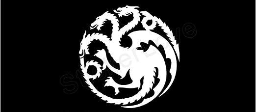 house Targaryen decal sticker