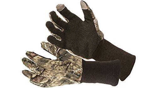 Camouflage Jersey Gloves - Allen Camo Jersey Hunting Gloves - Mossy Oak Break-Up Country