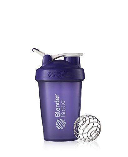 blender bottle 12 oz purple - 1