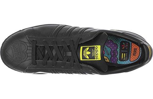 adidas Superstar Pharrell Calzado 10,5 black/black/yellow