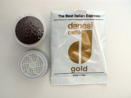 Danesi Caffe Gold Espresso Point Cartridges 10 Count for Lavazza Point Espresso Machines Review