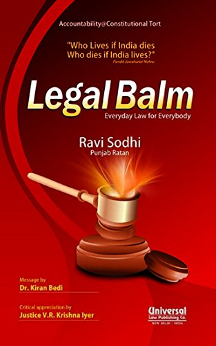 Legal Balm: Everyday Law for Everybody