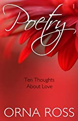 Ten Thoughts About Love (Poetry Pamphlet Series No. 1.)