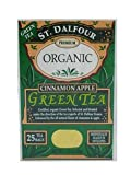 St. Dalfour Organic Cinnamon Apple Green Tea — 25 Tea Bags